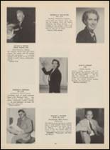 1955 Bloomfield High School Yearbook Page 28 & 29
