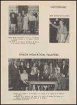 1955 Bloomfield High School Yearbook Page 30 & 31