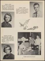 1955 Bloomfield High School Yearbook Page 40 & 41