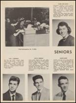 1955 Bloomfield High School Yearbook Page 42 & 43