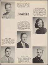 1955 Bloomfield High School Yearbook Page 44 & 45