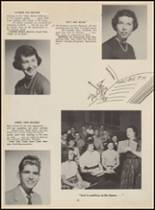 1955 Bloomfield High School Yearbook Page 46 & 47