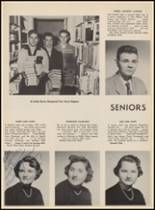 1955 Bloomfield High School Yearbook Page 48 & 49