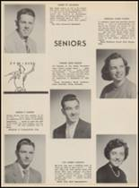 1955 Bloomfield High School Yearbook Page 50 & 51