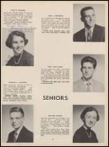 1955 Bloomfield High School Yearbook Page 52 & 53