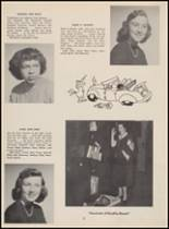 1955 Bloomfield High School Yearbook Page 58 & 59