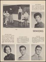 1955 Bloomfield High School Yearbook Page 60 & 61