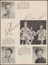 1955 Bloomfield High School Yearbook Page 62 & 63