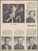 1955 Bloomfield High School Yearbook Page 66 & 67