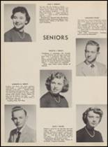 1955 Bloomfield High School Yearbook Page 68 & 69