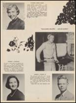 1955 Bloomfield High School Yearbook Page 74 & 75