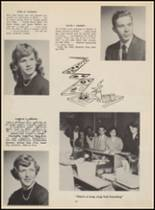 1955 Bloomfield High School Yearbook Page 76 & 77