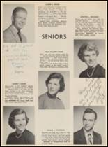 1955 Bloomfield High School Yearbook Page 80 & 81