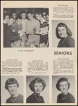 1955 Bloomfield High School Yearbook Page 84 & 85
