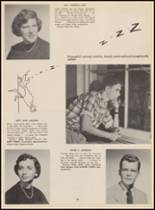 1955 Bloomfield High School Yearbook Page 86 & 87