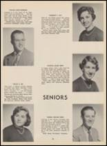 1955 Bloomfield High School Yearbook Page 88 & 89