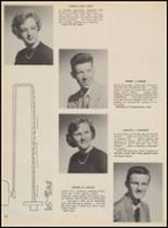 1955 Bloomfield High School Yearbook Page 90 & 91