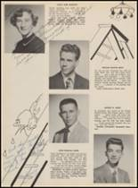1955 Bloomfield High School Yearbook Page 96 & 97