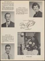 1955 Bloomfield High School Yearbook Page 100 & 101