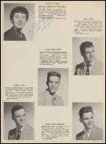 1955 Bloomfield High School Yearbook Page 102 & 103