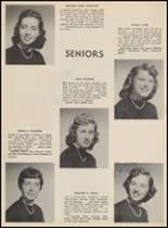 1955 Bloomfield High School Yearbook Page 104 & 105