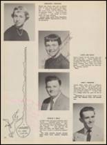1955 Bloomfield High School Yearbook Page 114 & 115