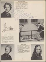 1955 Bloomfield High School Yearbook Page 116 & 117