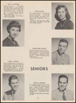 1955 Bloomfield High School Yearbook Page 118 & 119