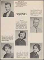 1955 Bloomfield High School Yearbook Page 122 & 123