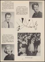 1955 Bloomfield High School Yearbook Page 124 & 125