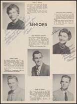 1955 Bloomfield High School Yearbook Page 128 & 129