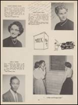 1955 Bloomfield High School Yearbook Page 130 & 131