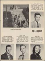 1955 Bloomfield High School Yearbook Page 132 & 133
