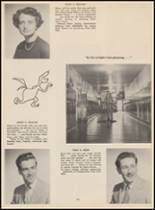 1955 Bloomfield High School Yearbook Page 134 & 135