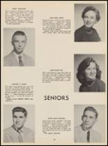 1955 Bloomfield High School Yearbook Page 136 & 137