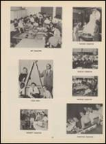 1955 Bloomfield High School Yearbook Page 140 & 141