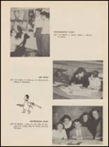 1955 Bloomfield High School Yearbook Page 142 & 143