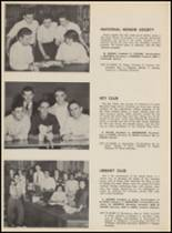 1955 Bloomfield High School Yearbook Page 144 & 145