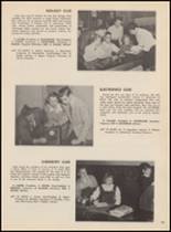1955 Bloomfield High School Yearbook Page 146 & 147
