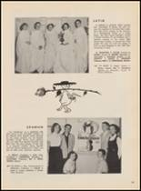1955 Bloomfield High School Yearbook Page 148 & 149