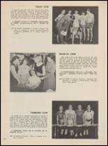 1955 Bloomfield High School Yearbook Page 150 & 151