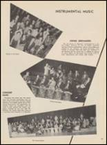 1955 Bloomfield High School Yearbook Page 156 & 157