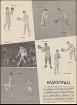 1955 Bloomfield High School Yearbook Page 162 & 163