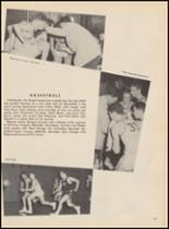 1955 Bloomfield High School Yearbook Page 164 & 165