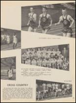 1955 Bloomfield High School Yearbook Page 168 & 169