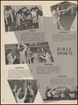 1955 Bloomfield High School Yearbook Page 172 & 173