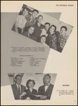 1955 Bloomfield High School Yearbook Page 180 & 181