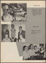1955 Bloomfield High School Yearbook Page 182 & 183