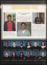 2002 Anahuac High School Yearbook Page 16 & 17