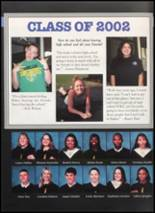 2002 Anahuac High School Yearbook Page 18 & 19